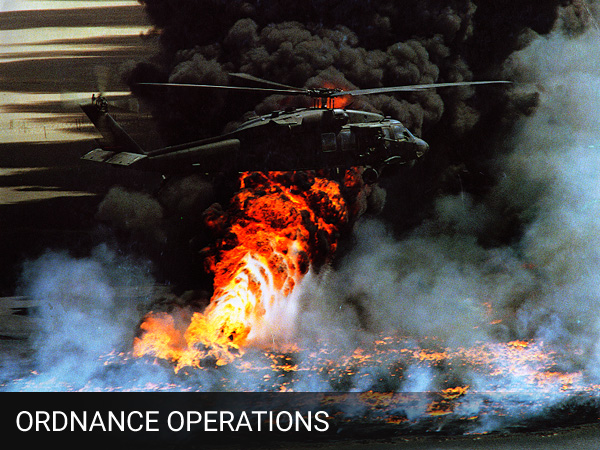 Ordinance Operations